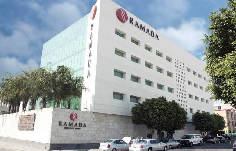 Ramada Aeropuerto México - Hotel - 0