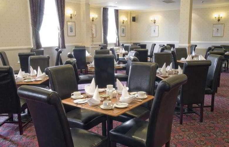 Prince of Wales Britannia - Restaurant - 4