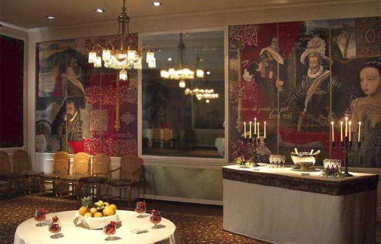 Best Western Grand Monarque - Hotel - 17
