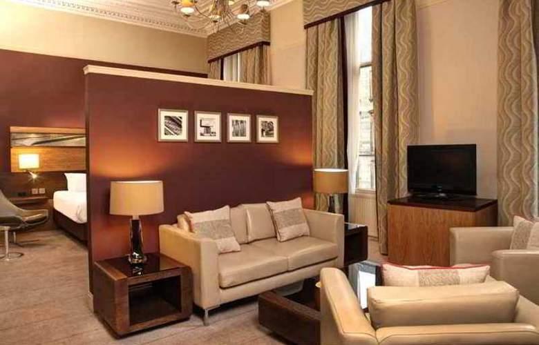 Hilton Edinburgh Grosvenor - Hotel - 8