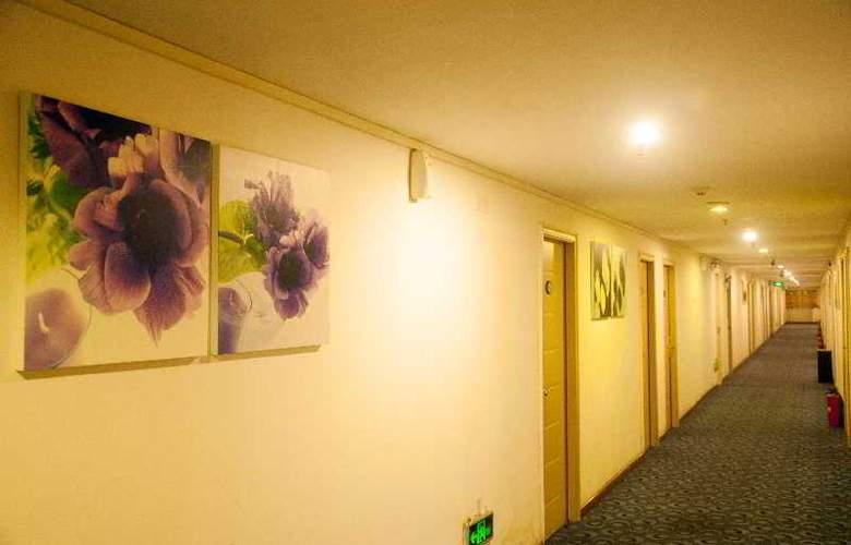 James Joyce Coffetel (Guangzhou Exhibition Center) - Room - 9