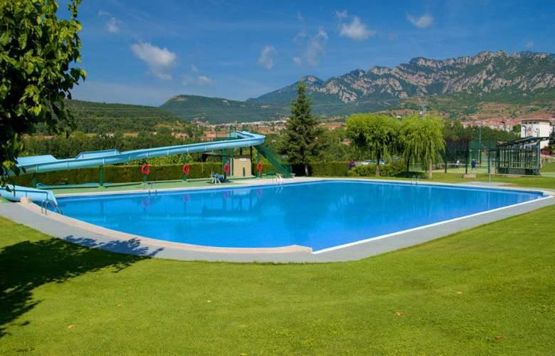 Berga Resort - The Mountain - Wellness center -SPA - Pool - 6