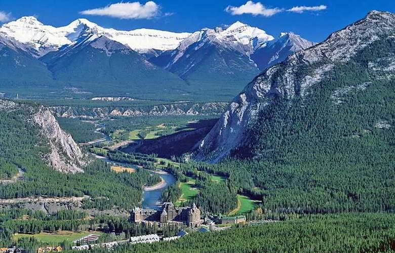 The Fairmont Banff Springs - General - 4