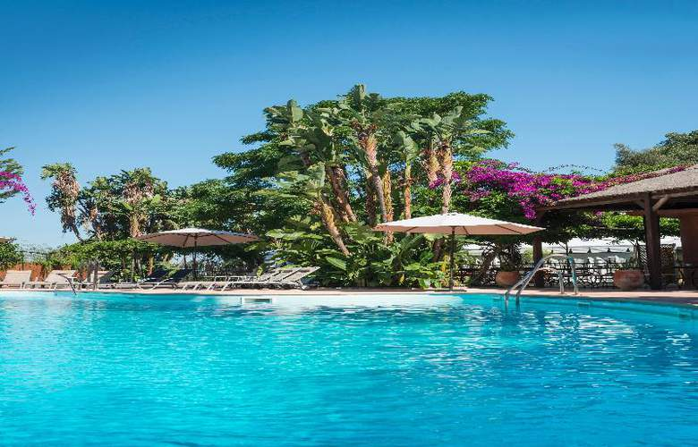 Rock Hotel - Pool - 13