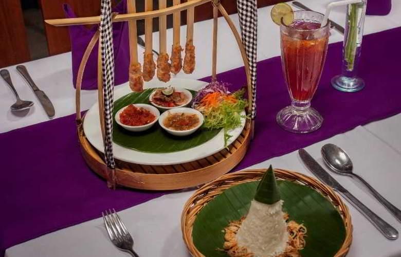 Horison Hotel Seminyak Bali - Restaurant - 18