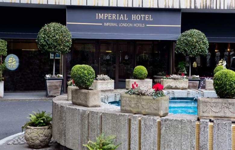 The Imperial - Hotel - 7