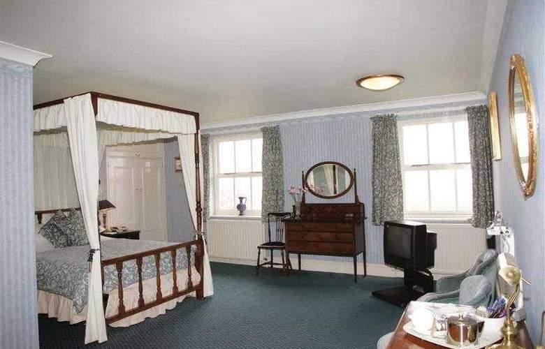 The Best Western Lord Haldon - Hotel - 33
