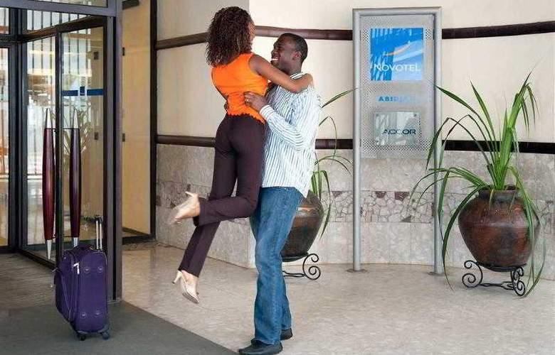 Novotel Abidjan - Hotel - 12