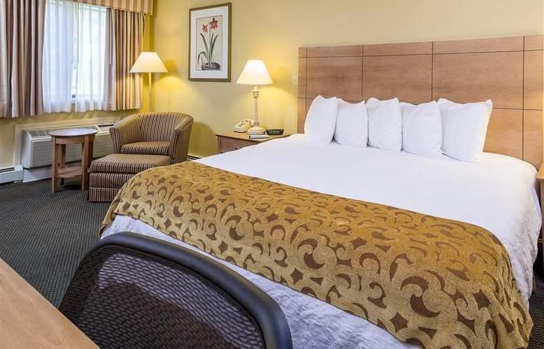 Best Western Plus Inn & Suites - Room - 21