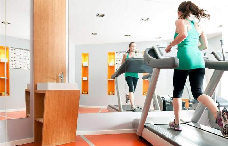 Novotel Brussels Off Grand Place - Sport - 13
