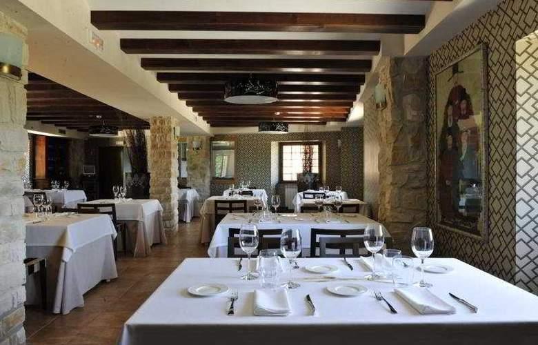 Palacio Dos Olivos - Restaurant - 7