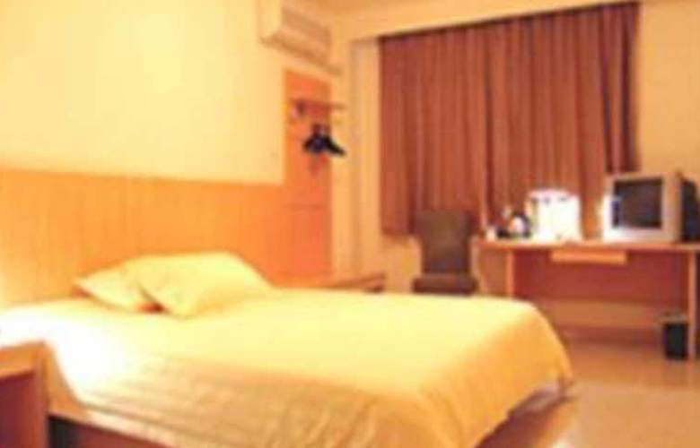 Jinjiang Inn (Liuyuan Road,Railway Station,Suzhou) - Room - 10