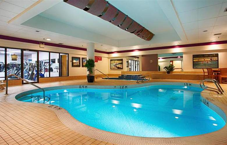 Best Western Port O'Call Hotel Calgary - Pool - 109