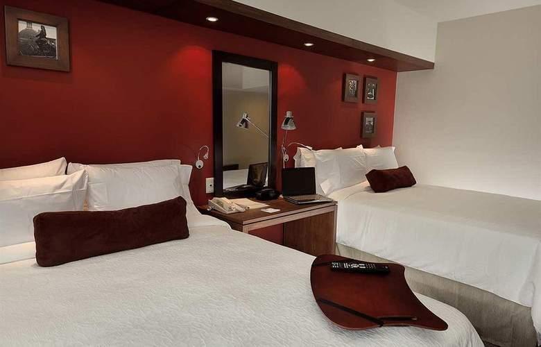 Hampton Inn By Hilton Guadalajara - Expo - Room - 14