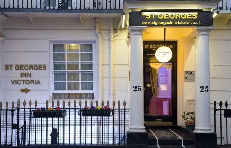St. Georges Inn Victoria - Hotel - 0