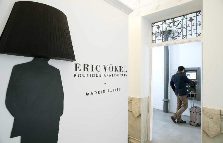 Eric Vökel Madrid Suites - Hotel - 5