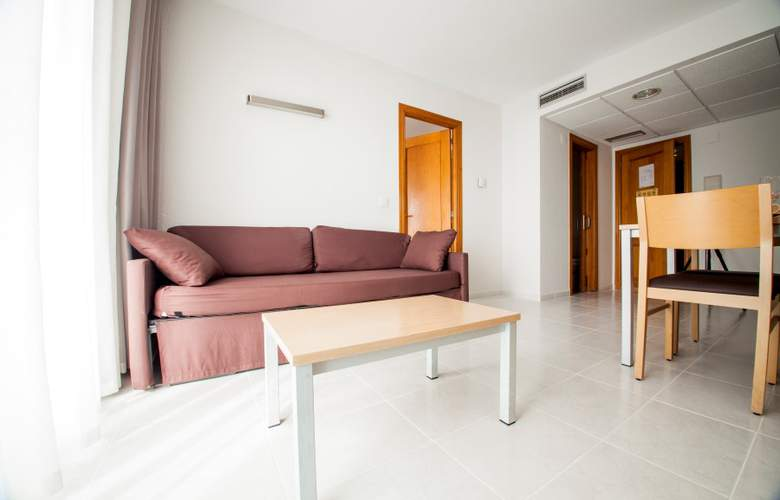 Aparthotel Acuazul - Room - 1