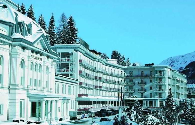 Steigenberger Grandhotel Belvédère Davos - Hotel - 8