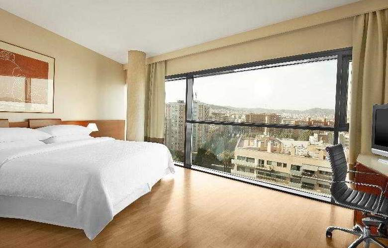 Four Points by Sheraton Barcelona Diagonal - Room - 6
