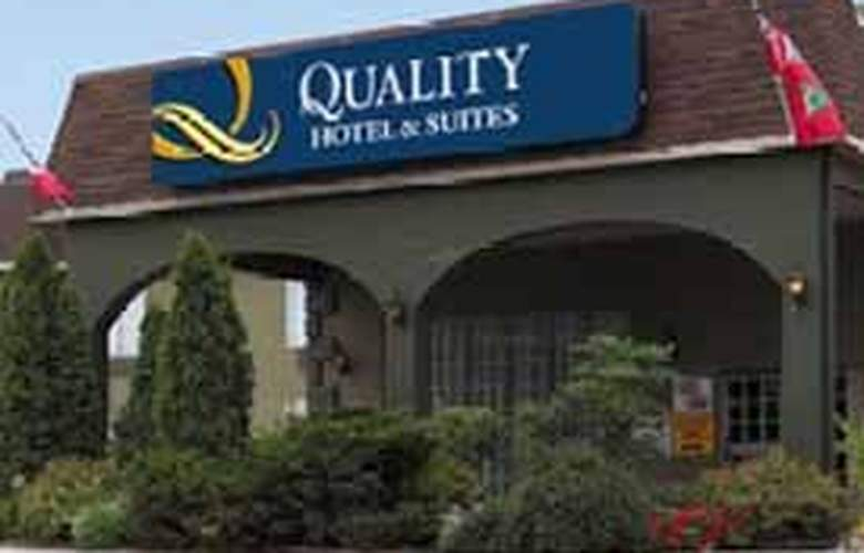 Quality Hotel & Suites Woodstock - Hotel - 0