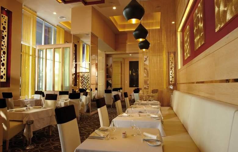 Hotel Riu Plaza Guadalajara - Restaurant - 26