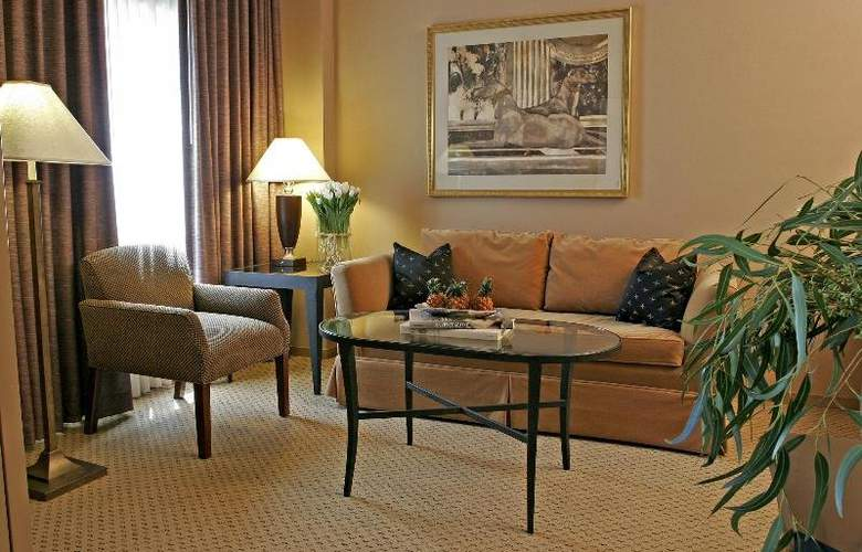 Sheraton Suites Houston near the Galleria - Room - 25