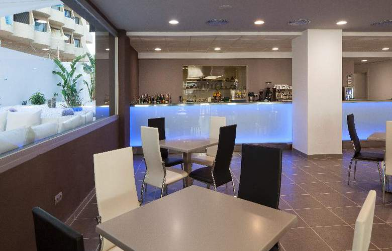 AxelBeach Ibiza Suites Apartments Spa and Beach Club - Adults Only - Restaurant - 45