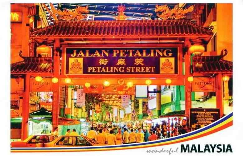 Alamanda Hotel Chinatown Kuala Lumpur - Room - 9