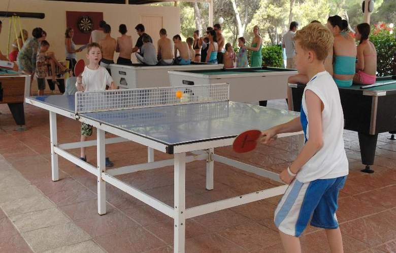 Fiesta Hotel Tanit - Sport - 27