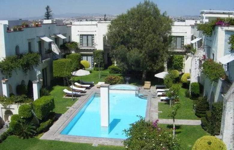 Doña Urraca Hotel & Spa Queretaro - Pool - 8