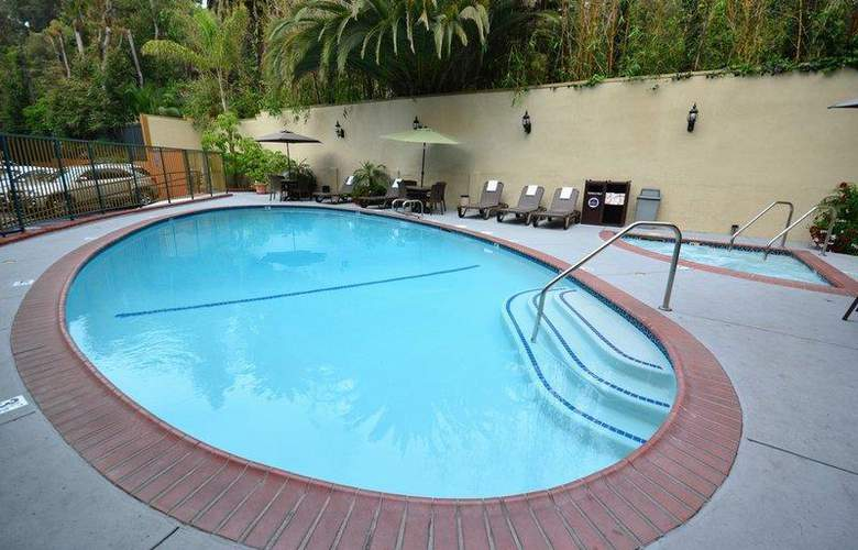 Best Western Hollywood Plaza Inn - Pool - 74