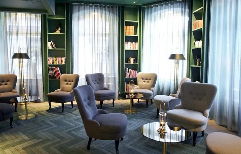 BEST WESTERN Hotel Baltic - Hotel - 61