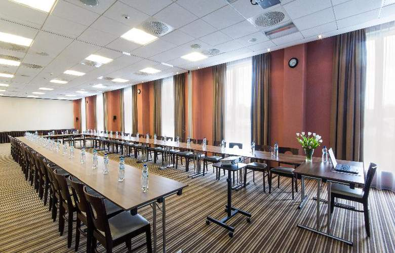 Park Hotel Diament Wroclaw - Conference - 22