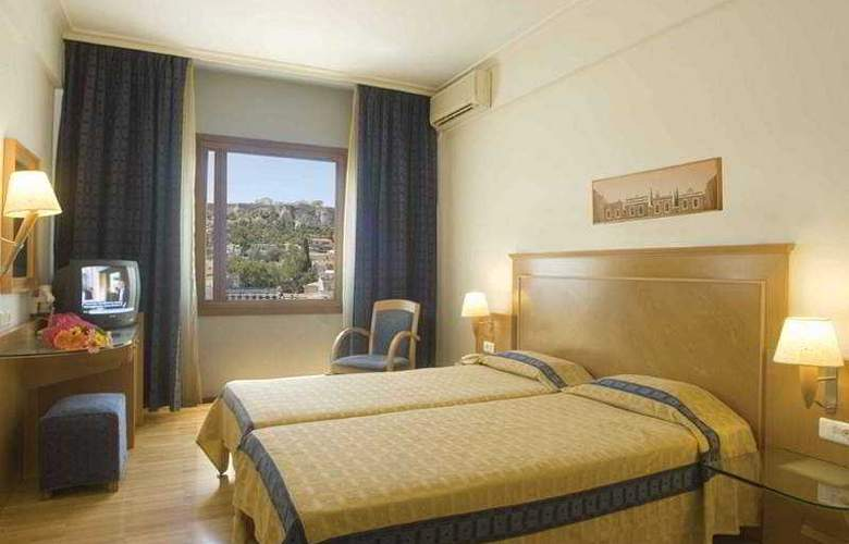 Plaka Hotel - Room - 3