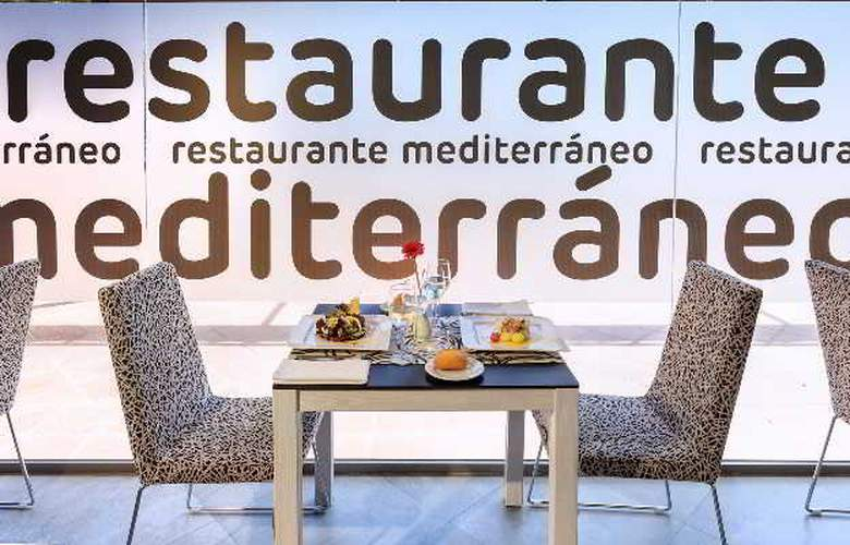 Occidental Lanzarote Mar - Restaurant - 20