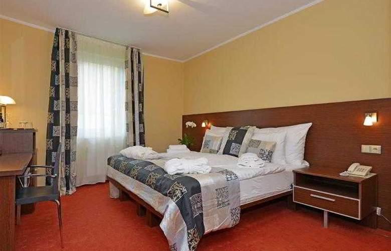 Best Western Hotel Antares - Hotel - 39