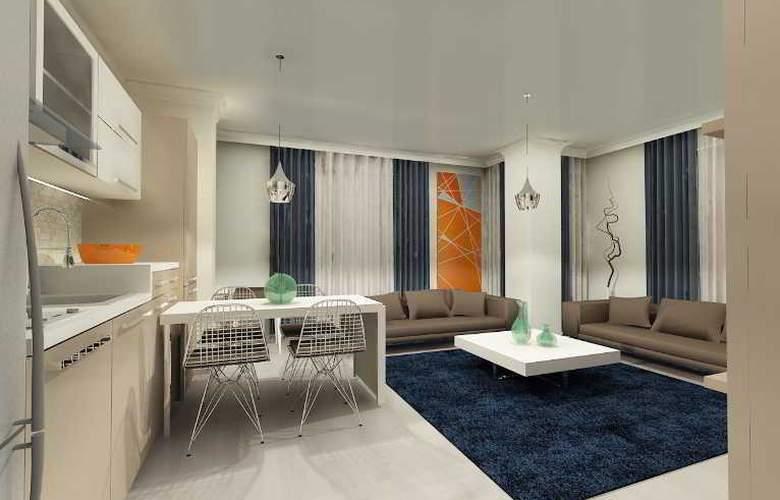 Plus Hotel Cihangir Suites - Room - 3