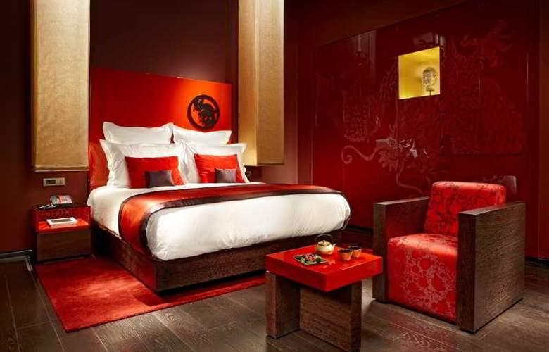 Buddha-Bar Hotel Budapest Klotild Palace - Room - 2