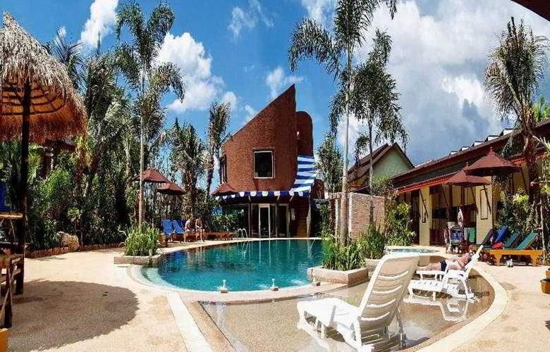 Timber House Ao Nang - Pool - 10