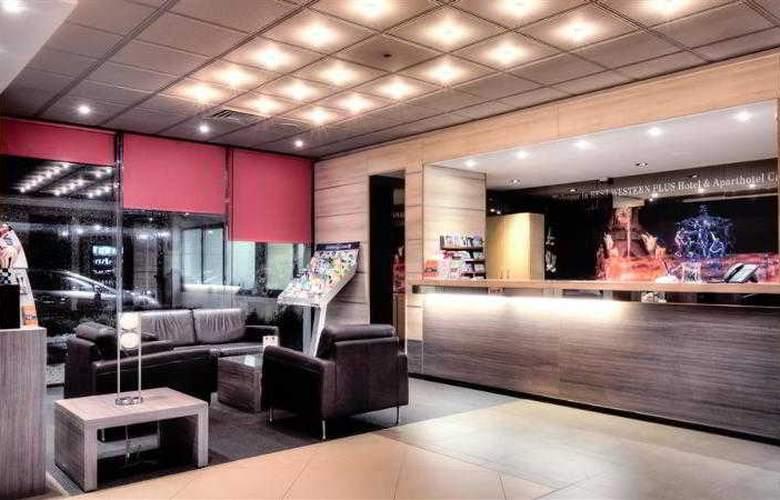 BEST WESTERN PLUS Hotel Casteau Resort Mons - Hotel - 64
