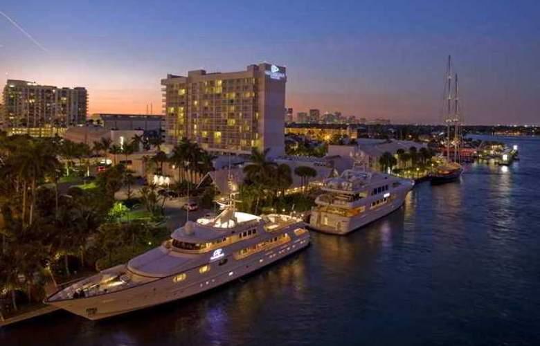 Hilton Fort Lauderdale Marina - Hotel - 0