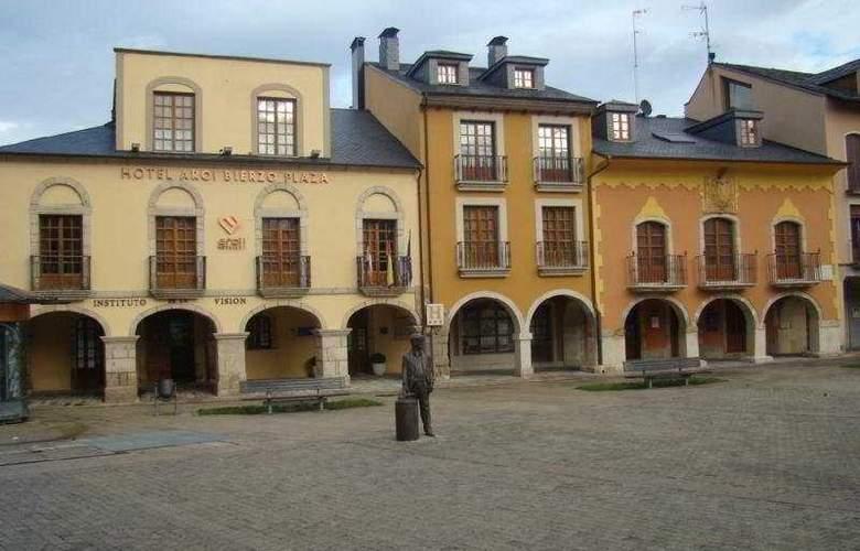 Aroi Bierzo Plaza - Hotel - 0
