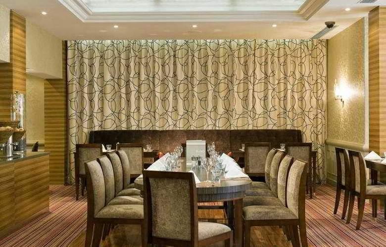 Le Warwick Geneva - Restaurant - 7