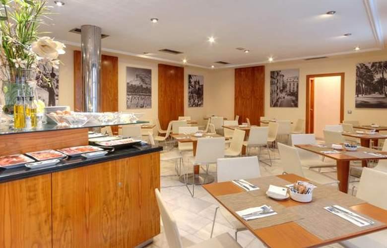 Tryp Ciudad de Alicante - Restaurant - 26