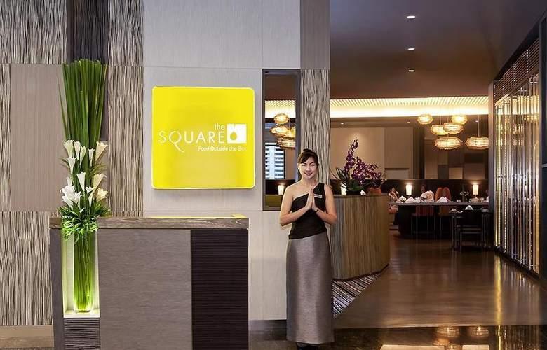 Novotel Bangkok Platinum - Restaurant - 56