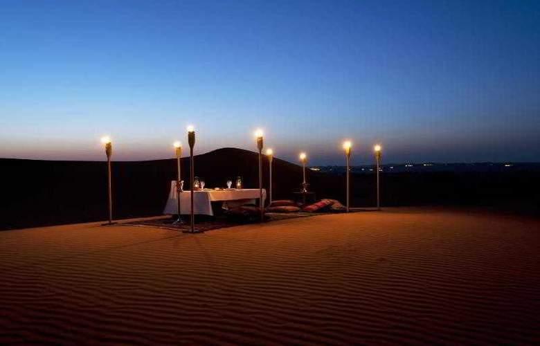 Al Maha Desert - Restaurant - 52