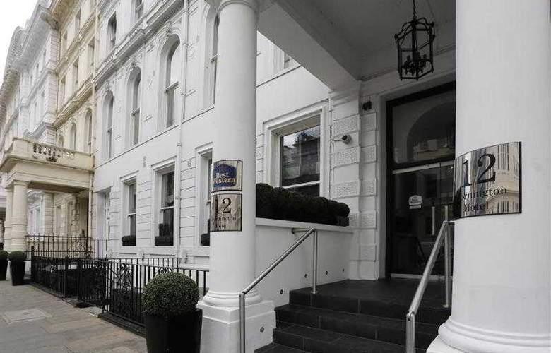 Best Western Mornington Hotel London Hyde Park - Hotel - 31