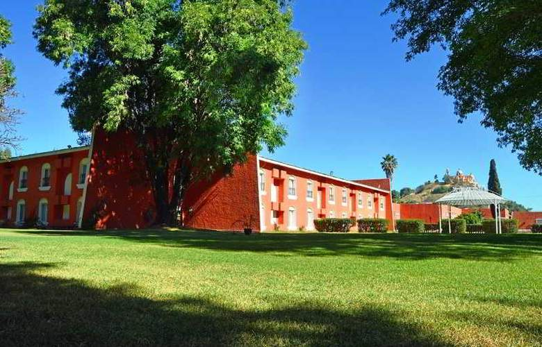 Villas Arqueologicas Cholula - Hotel - 14