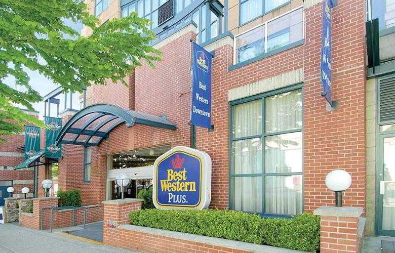Best Western Plus Downtown Vancouver - Hotel - 37