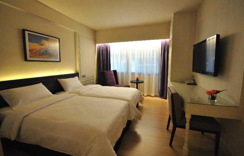 Residence Rajtaevee Bangkok - Room - 8